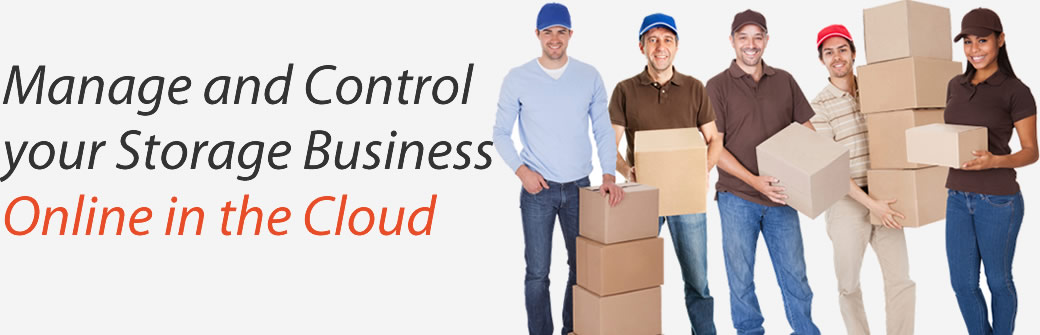 Manage and Control your Storage Business Online